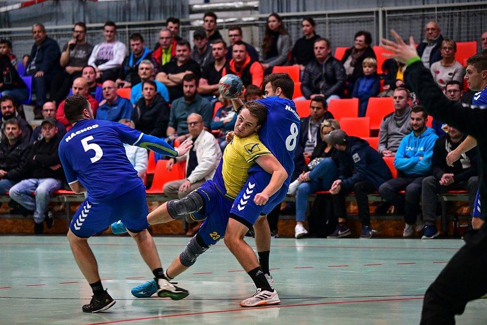 Padesát branek padlo v atraktivním východočeském derby. O dva góly více zaznamenal vítězný Dvůr Králové.