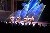 Prague Cello Quartet hrál a bavil diváky v hradecké filharmonii