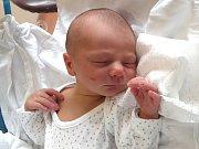 ADAM FLÉGL se narodil 14. května ve 14.08 hodin rodičům Simoně a Martinovi. Vážil 3,38 kg a měřil 50 cm. Rodina bydlí ve Dvoře Králové nad Labem.
