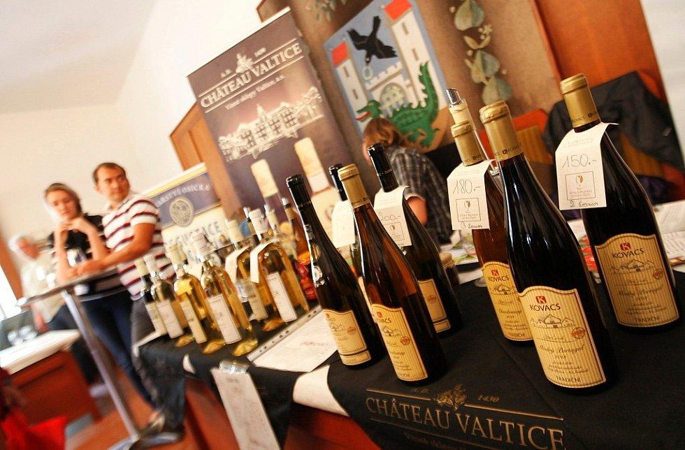 Vinařské slavnosti Trutnov 2015