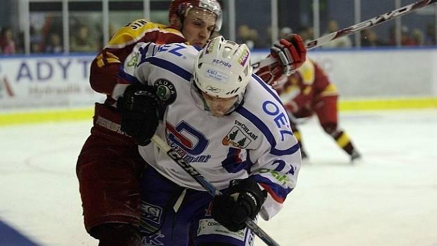 1. hokejová liga: Vrchlabí - Jihlava