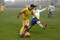 Fotbalisté Lomnice si ve šlágru celé podzimní části poradili s rivalem z Bělé.