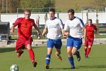 Vrchlabská rezerva v 8. kole I. B třídy porazila na domácím hřišti Miletín 1:0. Jediným gólem duel rozhodl Lubor Mejsnar.