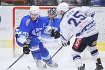 BITVU JAKO ŘEMEN přinesl souboj z čela tabulky II. ligy. Kolín v něm využil domácího prostředí a porazil hráče Vrchlabí 5:3.