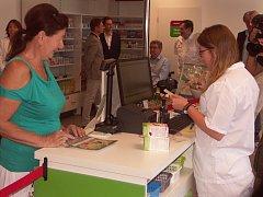 Panochova nemocnice má novou lékárnu.