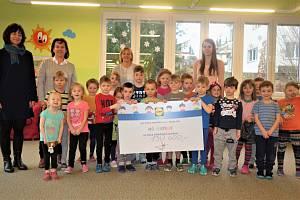 Mateřská škola získala 130 600 korun