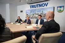 Tisková beseda města Trutnov, 16. března 2020