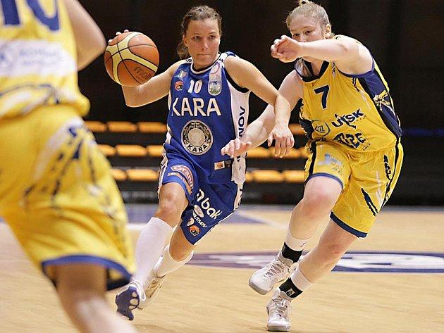USK Praha - Kara Trutnov (1. semifinále).