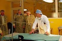 Modernizace turnovské Panochovy nemocnice