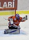 Vrchlabští hokejisté doma podlehli Klatovům.