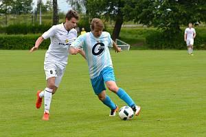 Derby mezi Lomnicí a Semilami skončilo smírně 2:2.