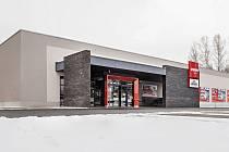 Společnost Penny otevřela novou prodejnu v Jilemnici.
