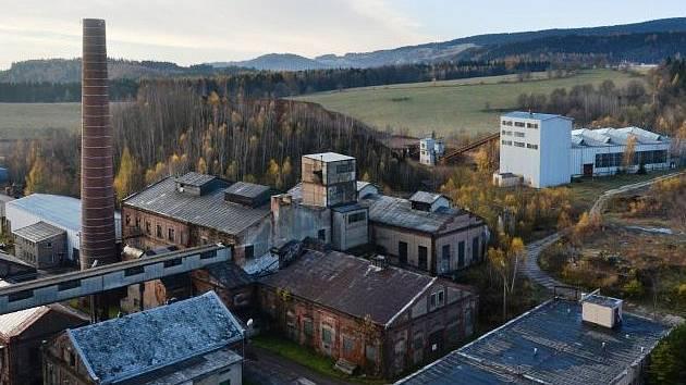 Měděný důl Bohumír