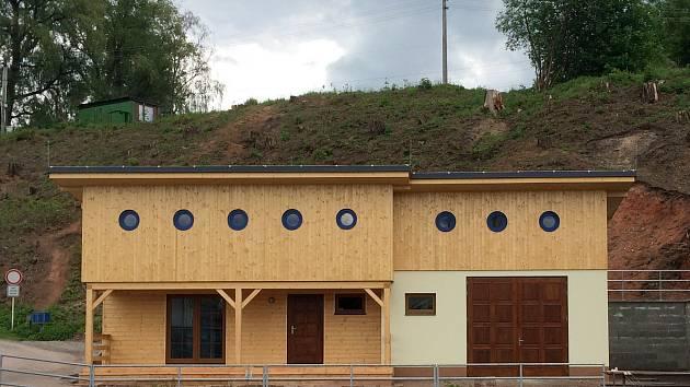 Nová loděnice v Trutnově