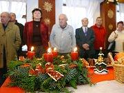 Předvánoční koncert v kostele u sv. Mikuláše ve Rváčově