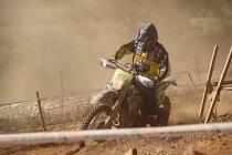 Podkrkonošský motocyklista už se těší na další závody.