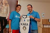 Zahájení přípravy basketbalistek Kary Trutnov