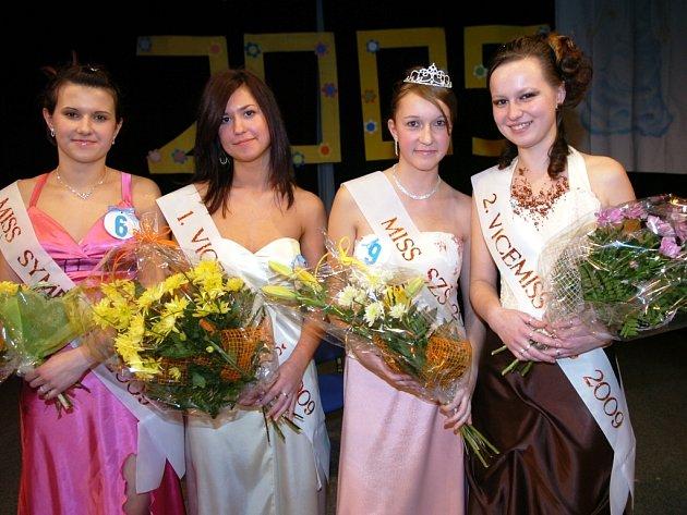 O královnu krásy Střední zdravotnické školy Trutnov