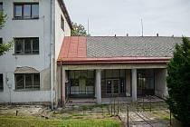 Domov pro seniory v Žacléři vzniká v místě bývalé ubytovny v centru města.