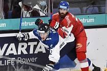 V posledním měření sil Češi porazili Finy na Českých hokejových hrách 2:1.