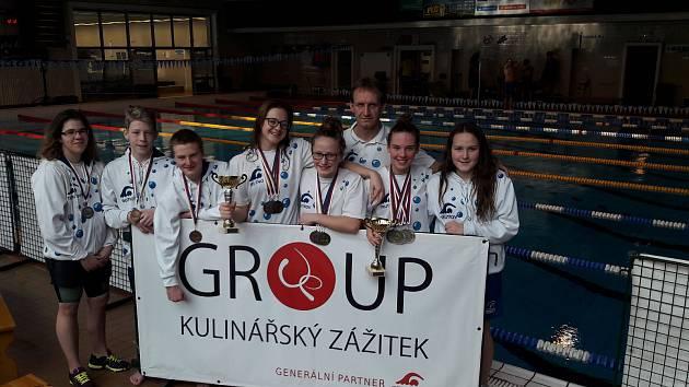Reprezentantům oddílu TJ Loko UP Group Trutnov se dařilo ve všech kategoriích.