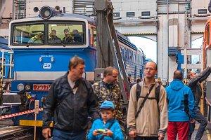 Den železnice Depo Trutnov 2017