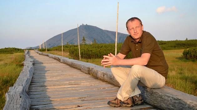 Ředitel Správy KRNAP Robin Böhnisch upřesňuje, co znamená pro Krkonoše vyhlášení nové zonace na příštích 15 let a vytvoření klidových území.