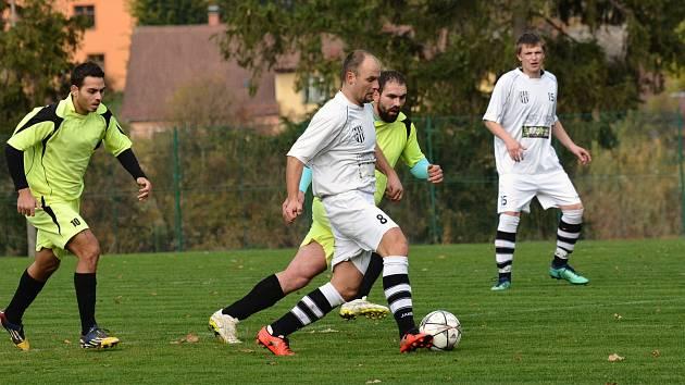 Fotbalisté Bílé Třemešné si z posledního podzimního duelu přivezli tři body z Miletína.
