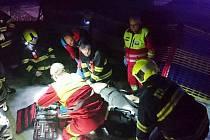 Tragická nehoda ve Špindlu