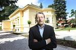 Jiří Hlavatý, majitel textilky Juta ve Dvoře Králové nad Labem, se vyjádřil jasně. O kandidatuře do Senátu ani nepřemýšlel.