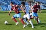 FOTBALISTÉ NÁCHODA si před týdnem zahráli přípravný zápas s druholigovým FC Hradec Králové. V TOP skupině AGRO CS Poháru KFS tým kouče Nejmana změří síly s hradeckou rezervou.
