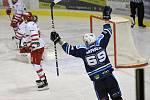 Vrchlabští hokejisté ve 26. kole přejeli soka z Frýdku-Místku.