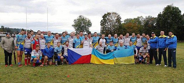 Česko - Ukrajina