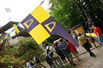Víkendové slavnosti na hradě Vízmburk