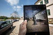 V Kuksu byl představen nový turistický projekt rozšířené reality.