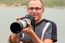 Miloš Šálek fotografuje vše, co se fotografovat dá.