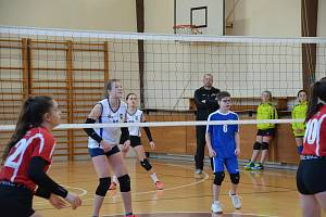Volejbal v Trutnově získá nové zázemí na České čtvrti.