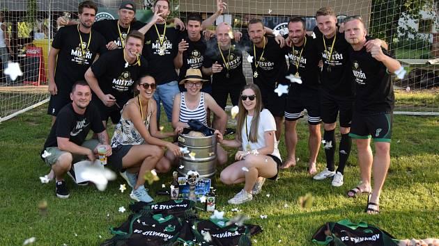 Loňský ročník Libotov cupu vyhrál tým FC Sylvárov.