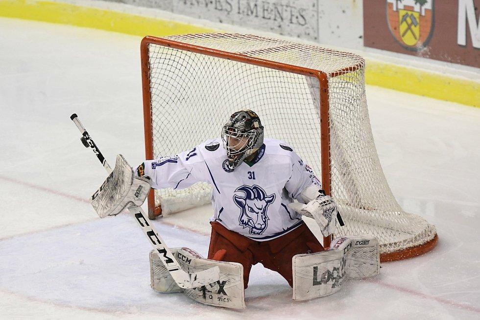 Vrchlabští hokejisté v souboji nováčků Chance ligy přestříleli Kolín 6:3.