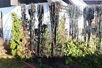 Požár ve Slemeně