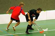 HFL - amatérské florbalová soutěž v Hostinném