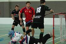 HFL - amatérská florbalová soutěž v Hostinném