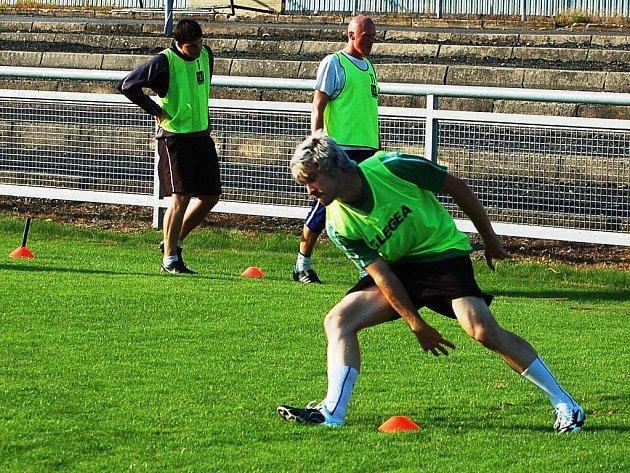 FK Pěnčín - Turnov, trénink