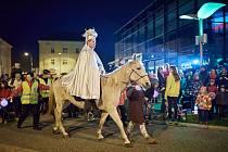 Do Trutnova (ne)přijel Martin na bílém koni.
