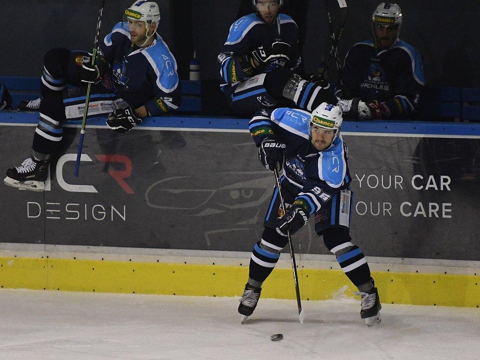 Vrchlabští hokejisté ve 28. kole Chance ligy přehráli Benátky nad Jizerou.