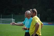 Jan Jebavý má pod Krkonošemi pověst uznávaného fotbalového kouče.