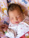 ELLEN SÝKOROVÁ se narodila Lívii a Josefovi 4. září v 15.17 hodin. Vážila 3,7 kilogramu a měřila 50 centimetrů. Rodina bude mít domov v Nemojově.