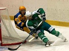 2. hokejová liga: Trutnov - Nymburk