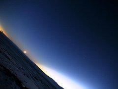 Úpičtí hvězdáři sledovali zatmění Slunce
