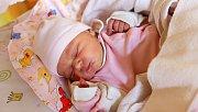 TEREZKA se narodila 10. října Janě a Michalovi v 15.42 hodin. Vážila 3,26 kg a měřila 50 cm. Bydlet bude v Trutnově.